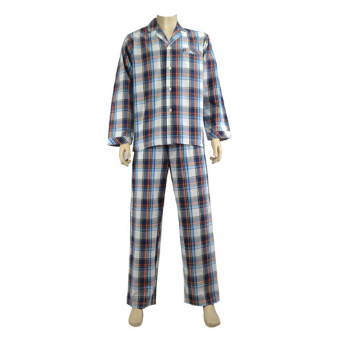 Cotton Check Pjs
