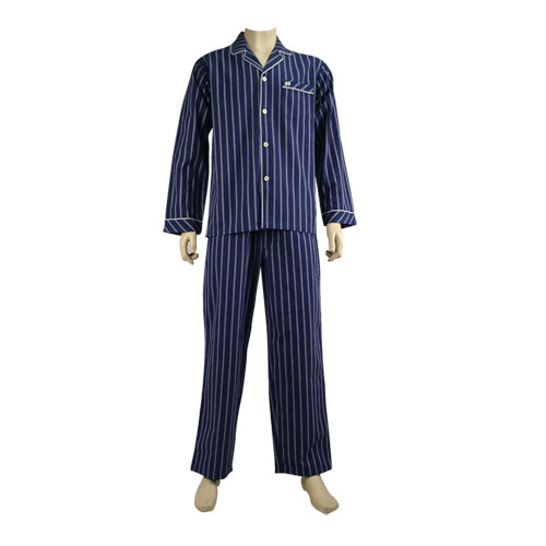 Striped Twill Pjs
