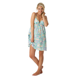 Isle Print Nightie