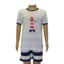 Lighthouse Pj Set