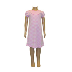 Pink Pin Stripe Nightie