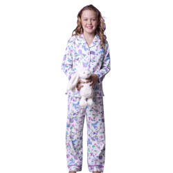 Magic Forest Flannel Pjs