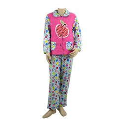 Apple Flannel Pjs