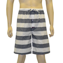 Letham Stripe Sleep Shorts