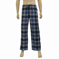 Wilkins Check Flannel Pant