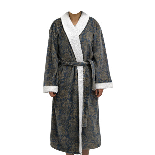 Gold Sherpa Robe