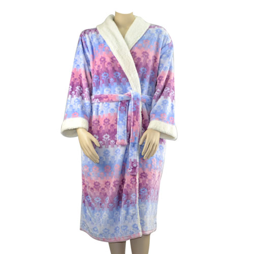 Hues of Winter Robe