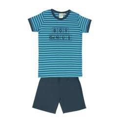 Boy Genius Pj Set