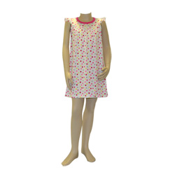 Rainbow Spot Nightie