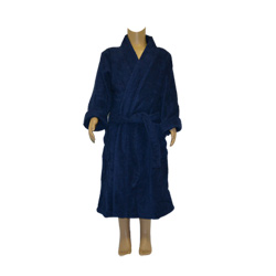 Bath/Swim Robe Navy