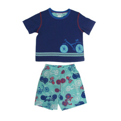 Bicycle Pj Set