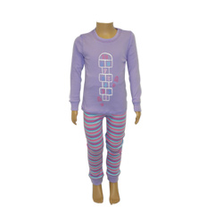 Hopscotch Long John Pjs