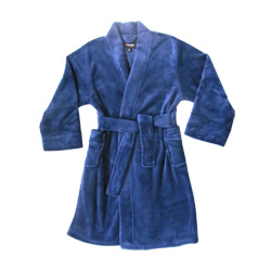 Nautical Blue Robe
