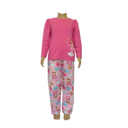 Winter Fairies Long Tee Pjs