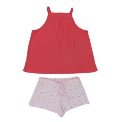 Hibiscus Short Set