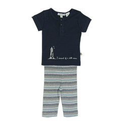 Lighthouse Print Pjs