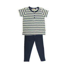 Nautical Stripe Pjs