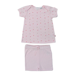 Star Tee Short Set