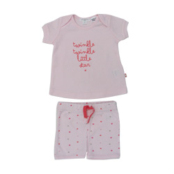 Little Star Short Set