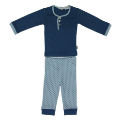 Blue Stars Pj Set