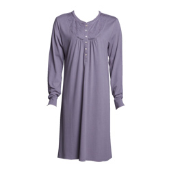 Florentina Grey Nightie