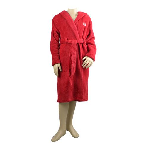 Red Hooded Robe
