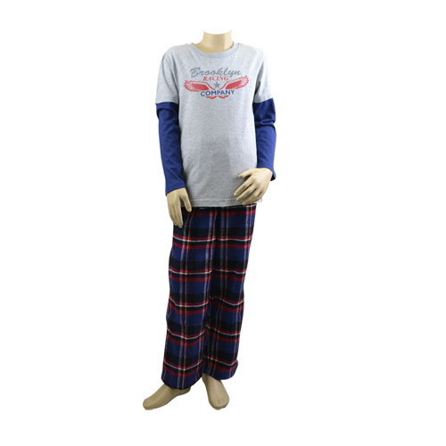 Brooklyn Racing Long Tee Pjs