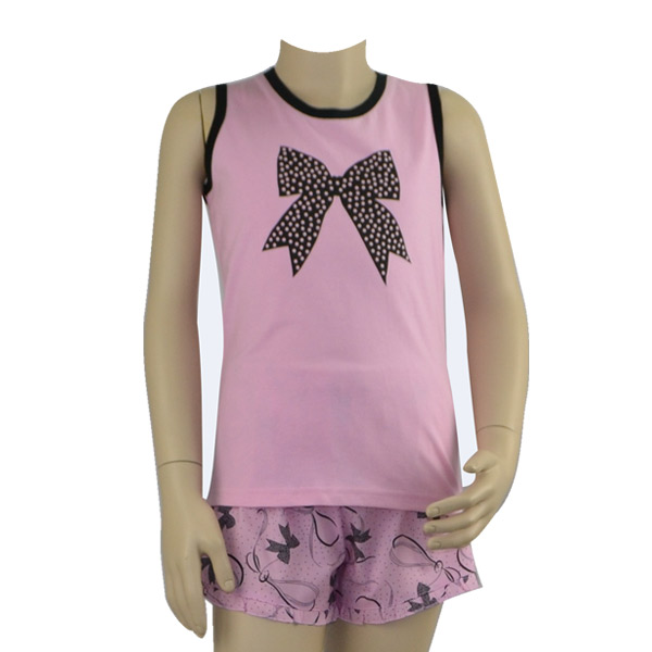 French Bows Tank Set