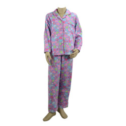 Patches Flannel Pjs