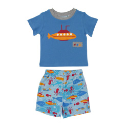 Sea Life Pj Set