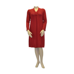 Lady in Red Sleep Dress